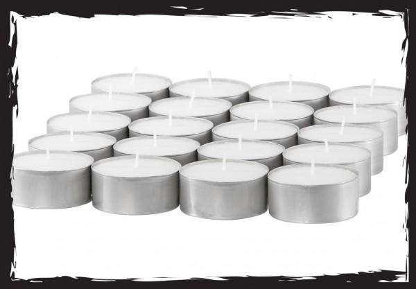 Rechaud Kerzen 8 Std Inhalt 50 Stk