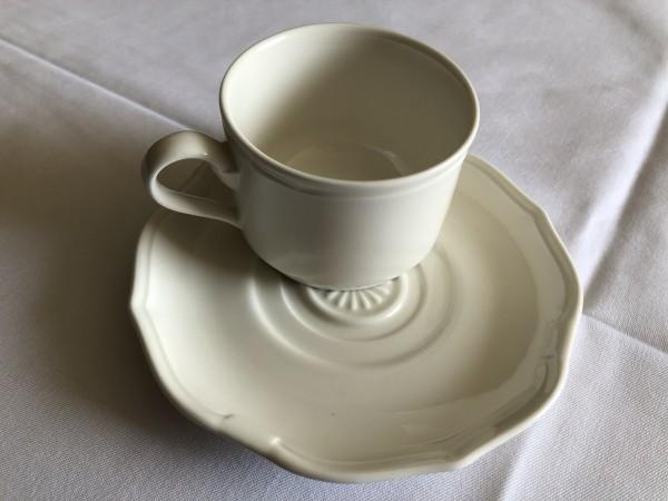 Kaffee Geschirr Set Barock