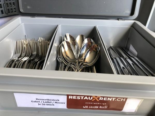 Dessert Besteck Set