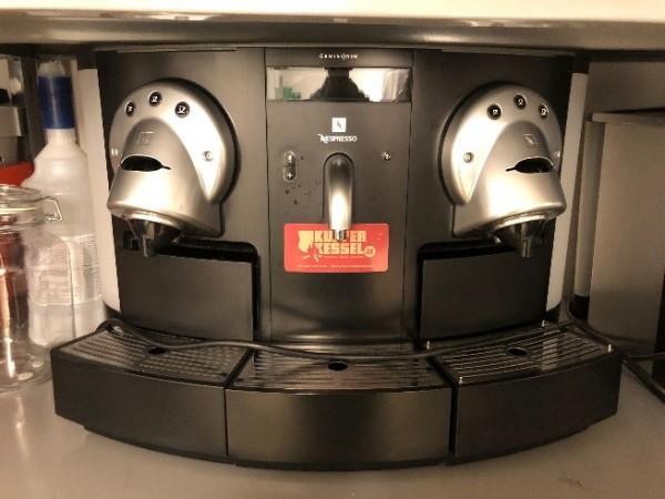 Kaffemaschine Nespresso Duo