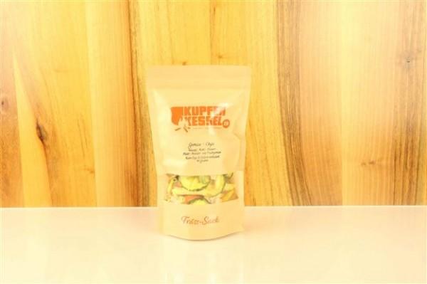 Gemüse-Chips Mix gefriergetrocknet