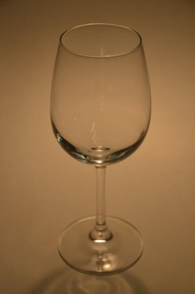 Weinglas weiss 35cl