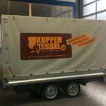 Sachentransport Anhänger 2500 Humbauer